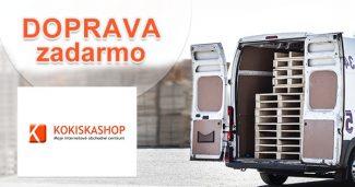 Bezplatný osobný odber nákupu na KokiskaShop.sk
