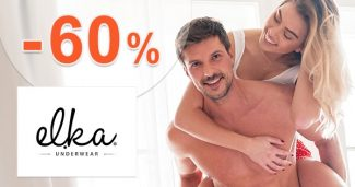 Bielizeň pre mužov až -60% na ELKA-Underwear.sk