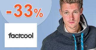 Black Friday -33% extra zľava na FactCool.sk