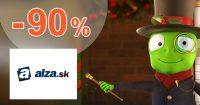 Black Friday VÝPREDAJ! Zľavy až -90% na Alza.sk