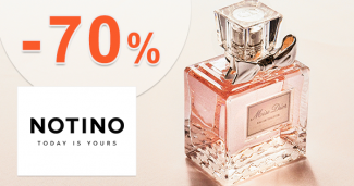 Zľavy až -70% na najlepšie parfémy 2019 na Notino.sk