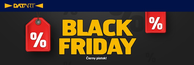 Black Friday na Datart.sk