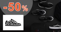 Black Friday výpredaj až -50% zľavy na FootShop.sk