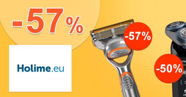 Akciový sortiment až -60% zľavy na Holime.eu