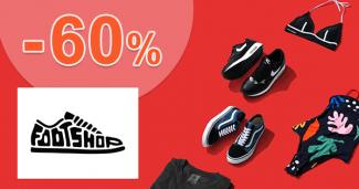 Black Friday výpredaj až -60% zľavy na FootShop.sk