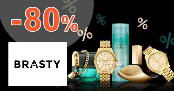 Black Friday výpredaj až -80% zľavy na Brasty.sk
