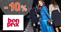 Black Friday zľavový kód -10% zľava na BonPrix.sk