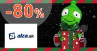 Blacky Friday ZĽAVY až -80% na Alza.sk