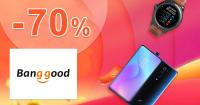 Bleskové zľavy a akcie až -70% na BangGood.com