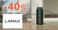 Bluetooth audio v akcii až -40% na LamaxShop.sk