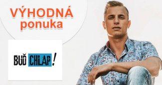 Výpredaj na vybranú pánsku módu na BudChlap.sk