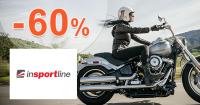 Bundy pre motorkárov až -60% na inSPORTline.sk
