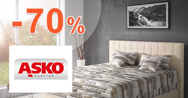 Bytové doplnky a textil až -70% na ASKO-nabytok.sk