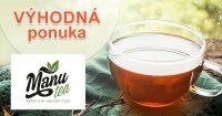 Čajové zľavy na vybrané čaje na ManuTea.sk