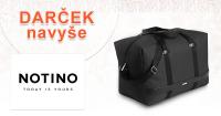 Cestovná taška Armani zadarmo na Notino.sk