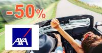Cestovné poistenie online zľava -50% na AXA-assistance.sk