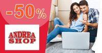 Cestovné tašky a kufre až -50% na AndreaShop.sk