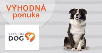 Darček pre nového zákazníka na PremiumDog.sk