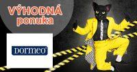 Čierny piatok! Objavte skvelé ZĽAVY na Dormeo.sk