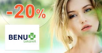 Zubná hygiena -20% zľavy na BenuLekaren.sk