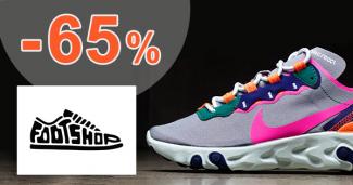 Dámska jarná obuv až -65% zľavy na FootShop.sk