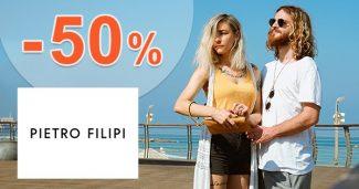 Pánske oblečenie až -50% zľavy na Pietro-Filipi.com