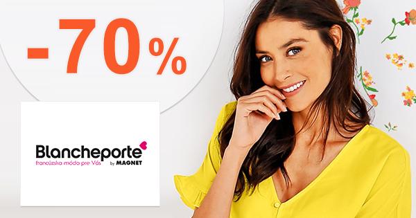 Dámska móda až -70% na BlanchePorte.sk