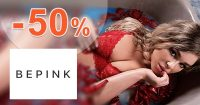 Dámska móda v zľave až do -50% na BePink.sk