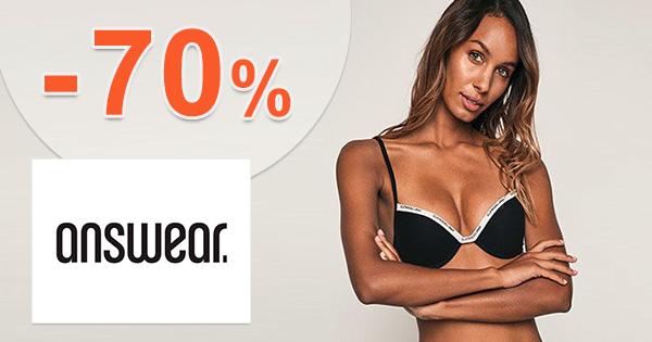 Dámska spodná bielizeň až -70% na Answear.sk