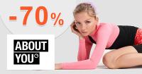 Dámske šortky vo výpredaji až -70% na AboutYou.sk