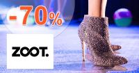 Dámske topánky vo výpredaji až -70% na ZOOT.sk