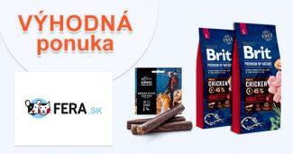 DARČEK → MAŠKRTA K NÁKUPU na FERA.sk