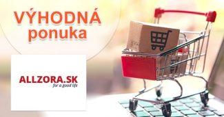 DARČEKY ZDARMA K NÁKUPU na ALLZORA.sk
