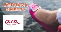DOPRAVA ZADARMO k nákupu na ARA-shoes.sk