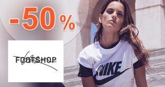 Dámske oblečenie až -50% zľavy na FootShop