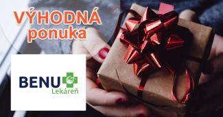 Darček k nákupu Barny's na BenuLekaren.sknuLekaren.sk