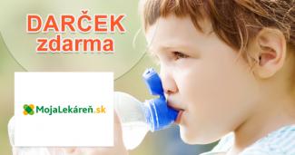 Darček ZDARMA k vybraným produktom na MojaLekaren.sk