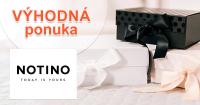 Darčekové balenie k novinkám zadarmo na Notino.sk