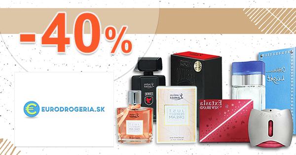 Darčekové sety až -40% zľavy na EuroDrogeria.sk