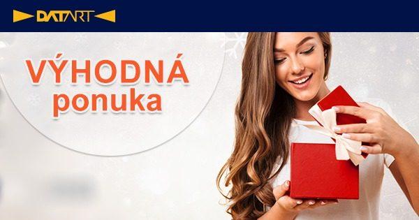 Darček k nákupu na Datart.sk