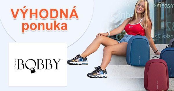Darček k vybraným produktom na BatohBOBBY.cz