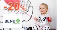 Detská výživa až -20% na BenuLekaren.sk