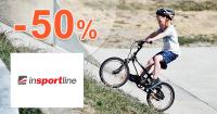 Kovové odrážadlá až -50% zľavy na inSPORTline.sk