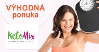 Diéta KetoMix na 14 dní zadarmo na KetoMix.sk