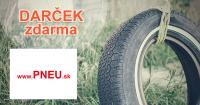 Doživotná záruka na pneumatiky na PNEU.sk