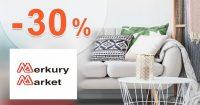 Do -30% na všetky SEDAČKY na MerkuryMarket.sk