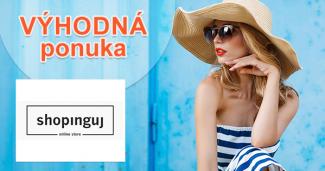 Dodanie tovaru do 24 hodín na Shopinguj.sk
