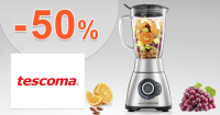 Domáce spotrebiče až -50% zľavy na Tescoma.sk