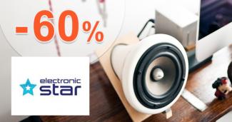 Domáce kiná až -60% zľavy na Electronic-Star.sk
