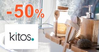 Zľavy až -50% na všetko pre upratovanie na Kitos.sk